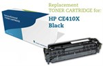 Sort lasertoner uoriginal - HP 305X - HP CE410X