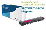 TNM-247M kompatibel lasertoner til Brother