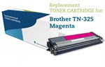 TN-325M Brother Lasertoner kompatibel
