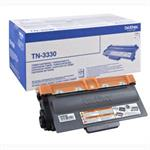 Sort lasertoner TN3330 til Brother