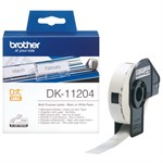 DK11204 Brother Etiketter 17x54mm