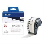 DK22214 Brother Etiketter 12 mm