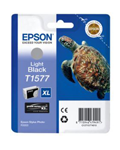 Light Black blækpatron T1577 - Epson - 25,9ml