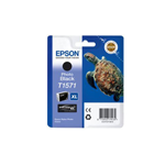 T1571 sort Original patron til Epson printer